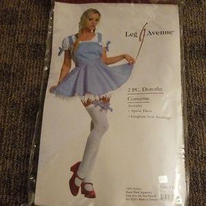 Leg Avenue Dorothy Halloween Costume - SMALL